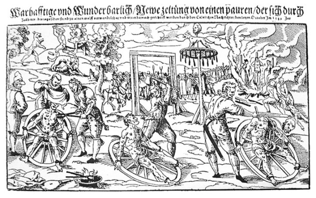 The case of Peter Stubbe (aka Peter Stumpp)