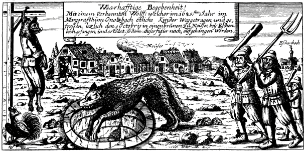 Werewolf hunting was popular sport