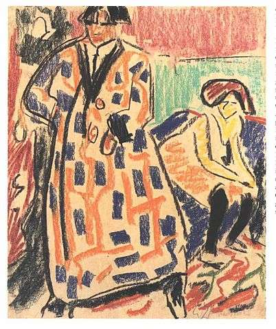 ernst-ludwig-kirchner-self-portrait-with-model