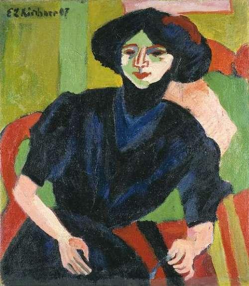 kirchner-woman-portrait