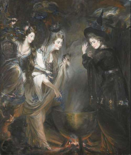 thee witches