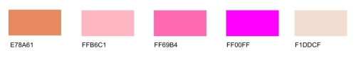 pink-color-list
