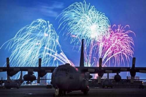 fireworks yokota