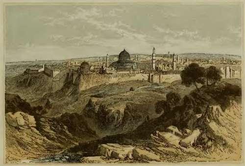 jerusalem by birket foster