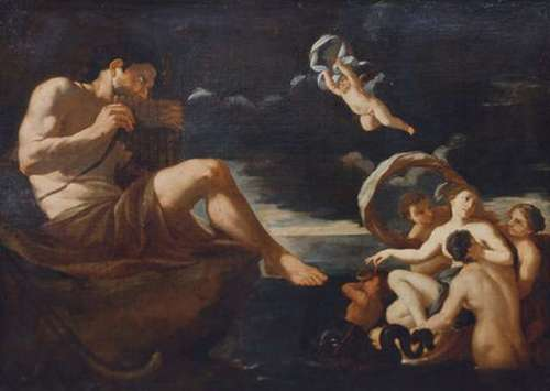 acis-and-galatea-story