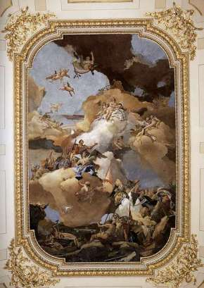 venus and vulcan tiepolo