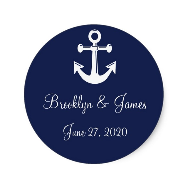 Nautical Wedding Invitation Template is great invitations template