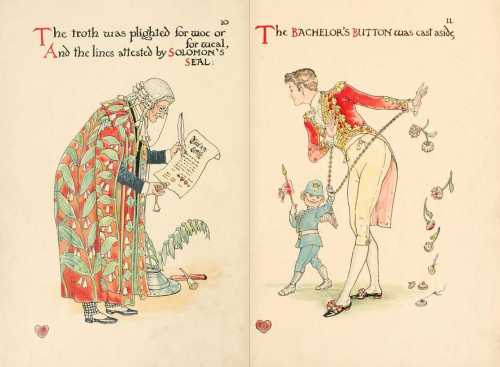 walter-crane-book-a-flower-wedding