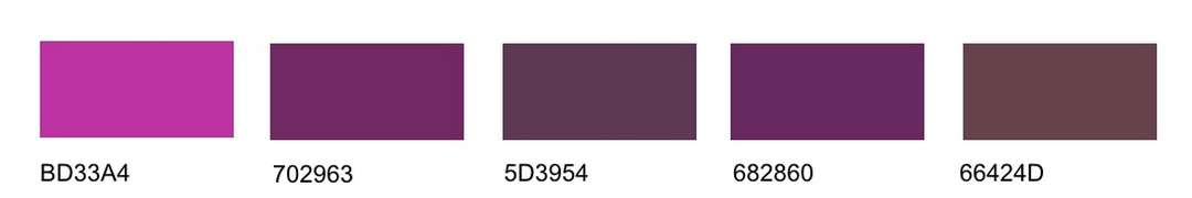 50 shades of purple | many interesting facts