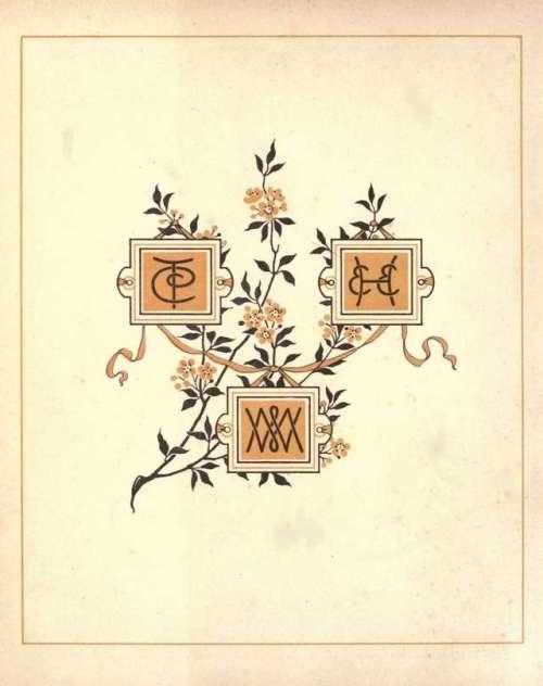 vintage-design-initials