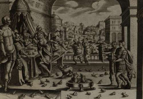 the-plague-of-frogs-gerard-jollain-engraving