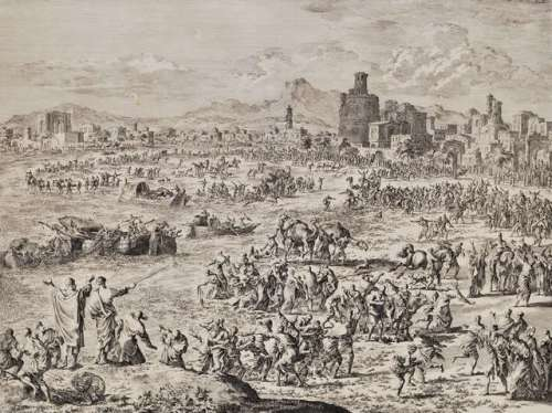 the-second-plague-of-egypt-jan-luyken-engraving